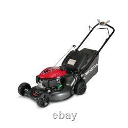 Honda Self Propelled Gas Lawn Mower 21 In Walk behind 3In1 Variable Speed Engine