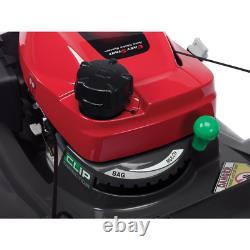 Honda Self Propelled Mower 21 in. Gas Walk Behind 4-in-1 Versamow System