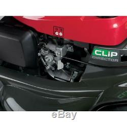 Honda Variable Speed 4-in-1 Gas Walk Behind Self Propelled Mower Drive Control