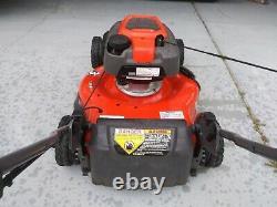 Husqvarna Hu800 Awd All Wheel Drive Self Propelled Gas Lawn Mower Perfect