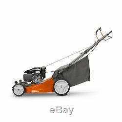 Husqvarna LC121F Front Wheel Drive Walk Behind Self Propelled Gas Lawn Mower