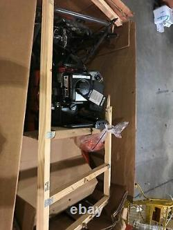 Husqvarna St 224 24-in Two Stage Gas Snow Blower Self Propelled