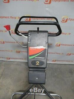 Jacobsen 522A Greens King Core Hog 500A Series Self Propelled Reel Lawn Mower