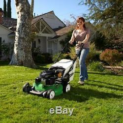 Lawn-Boy 21 in. Electric Start Gas Walk Behind Self Propelled Lawn Mower