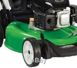 Lawn-Boy 21 in. Rear-Wheel Drive Gas Walk Behind Self Propelled Lawn Mower