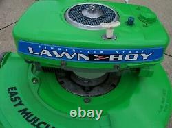 Lawn Boy Brick Top Automower Self Propelled Mower, Built in 1964, Rebuilt