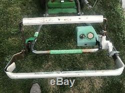 Lawn Boy Commercial Self Propelled 21 Lawnmower Runs Great