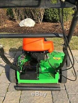 Lawn Boy Model 22261 Self Propelled Commercial Mower Lawnboy 2 Cycle DuraForce
