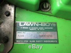 Lawn-Boy Model 8244 Self Propelled Walk Behind 2-Cycle Lawn Mower LOCAL PICKUP
