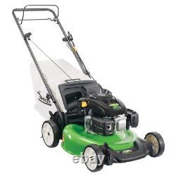 Lawn Boy Self Propelled Lawn Mower tri cut cutting blade system Kohler Engine