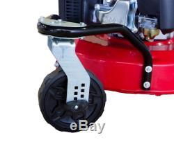 Lawn Mower 20 Inch 3-in-1 196cc Gas Self Propelled Walk Behind 16 Gauge Steel