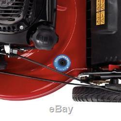 Lawn Mower Gas Walk Behind Self Propelled 22 in. Kohler High Wheel Variable Speed