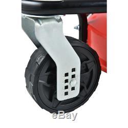 Lawn Mower Self Propelled PowerSmart 20 in. 3-in-1 170 cc Gas Walk Behind