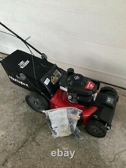 NEW Craftsman M250 160 CC 21 in Self-Propelled Gas Push Lawn Mower Honda Engine