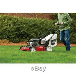 NEW Toro Gas Lawn Mower 22 High Wheel Variable Speed Walk Behind Self-Propelled