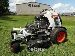New 2020 Bobcat Zs4000 Stand On Mower, 48 Airfx Deck, 726 CC Kawasaki Gas Engine