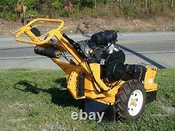 New 2020 Carlton Sp2000 Self Propelled Stump Grinder, 27 HP Kohler Gas Engine