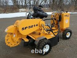 New 2020 Carlton Sp5014 Self Propelled Stump Grinder, 31hp Vanguard Gas, 14 Depth