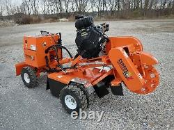 New 2020 Carlton Sp5014 Self-propelled Stump Grinder, 4x4, Remote, 35 HP Gas