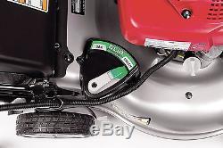 New 21 in Honda Lawn Mower Gas Self Propelled Mulching Bagging Gas Powered