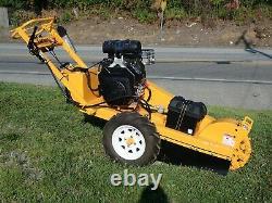 New Carlton Sp2000 Self Propelled Stump Grinder, 27 HP Kohler Gas Engine