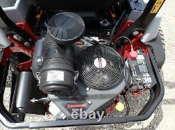 New Exmark Lazer Z X-series Zero Turn Mower, 60 Deck, Tractus Tires, 31hp Gas