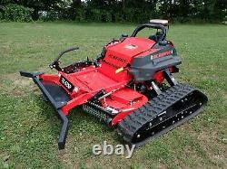 New Rc Mowers Tk-52xp Tracked Slope Mower, Remote Control, 52 Deck, 27 HP Gas