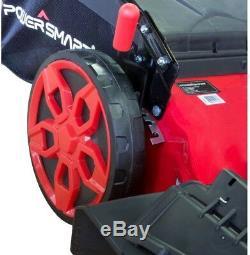 PowerSmart 20 in. 3-in-1 196cc Gas Self Propelled Walk Behind Lawn Mower