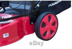 PowerSmart 22 in. 3-in-1 196cc Gas Self Propelled Walk Behind Lawn Mower New