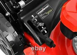 PowerSmart DB2322S 22 3-in-1 196cc Gas Self Propelled Lawn Mower