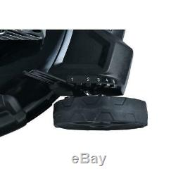 PowerSmart Self Propelled Lawn Mower 21 in. 170 cc Gas Bagger (3-in-1)
