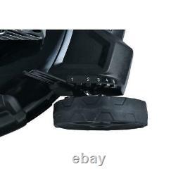 PowerSmart Self Propelled Lawn Mower 21 in. 170 cc Outdoor Gas Bagger 3-in-1 Cut