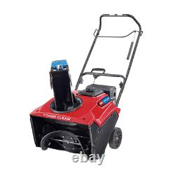 Power Clear 721 E 21 In. 212 Cc Single-Stage Self Propelled Electric Start Gas S
