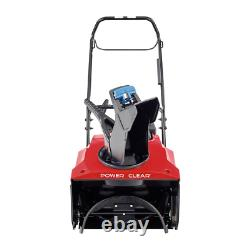 Power Clear 721 R-C 21 In. 212 Cc Commercial Single-Stage Self Propelled Gas Sno