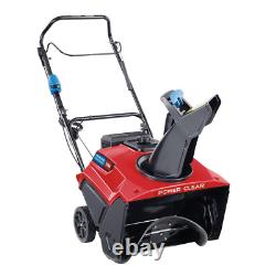 Power Clear 821 Qze 21 In. 252 Cc Single-Stage Self Propelled Gas Snow Blower Wi