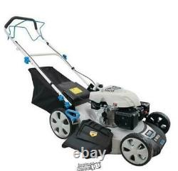 Pulsar 21 3-in-1 Gas Self-Propelled Lawn Mower Rear Bagging 173cc OHV Engine