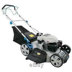 Pulsar 21 Self-Propelled Gasoline Powered PTG1221S Lawn Mower White