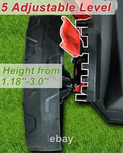Push Lawn Mower 170cc with Steel Deck PowerSmart 21 3-in-1 Gasoline Brand New