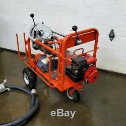 RIDGID K-2000 Gas Motor Engine Self-Propelled Drain Cleaning Sewer Snake K-1500