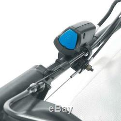 Recycler 22In Variable Speed Electric Start Self Propelled Gas Walk-Behind Mower