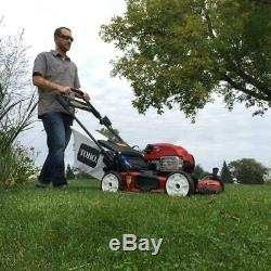 Recycler 22 In. Briggs And Stratton Personal Pace Self Propelled Gas Lawn Mower