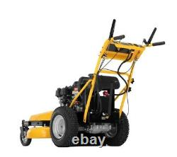 SALE 33in. 382 cc OHV Electric Start Engine Wide-Area Gas Walk Behind Lawn Mower