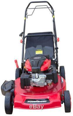 Self Propelled Gas Lawn Mower 22 3in1 Walk Behind Backyard Garden Grass Yard