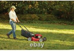 Self Propelled Lawn Mower 21 in. 140 cc 550e with 2-in-1 TriAction Cutting System