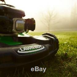 Self Propelled Lawn Mower 21 in. Variable Speed All-Wheel Drive Gas Walk Behind