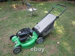 Self Propelled Lawn Mower Lawn Boy 2017 Mulching or Bag 20 in. Real Nice