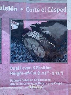 Snapper 21Self-Propelled FWD Walk Gas Lawn Mower New