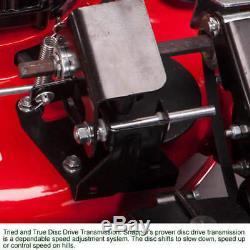 Snapper (21) 190cc Hi-Vac Self-Propelled Lawn Mower