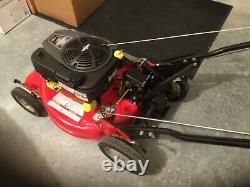 Snapper (21) Ninja Commercial Grade Walk-Behind Self -Propelled Lawn Mower
