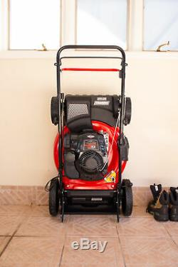 Snapper 22 3-N-1 High Wheel Self-Propelled Mower with Briggs and Stratton